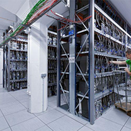 Upgrade servera