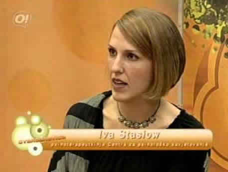 Iva Stasiow, psihonet.net